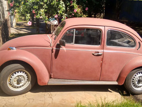 Vendo Fusca 1300l 1978 Com Manual Do Proprietário