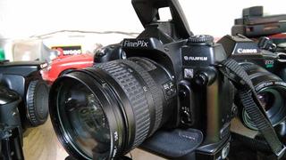 Camara Fujifilm Profesional S3 Pro 12 Megas Doble Ranura