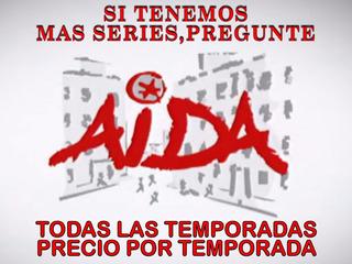 Pelicula Serie Tv Dvd Hd Española Aida Todas Las Temporadas