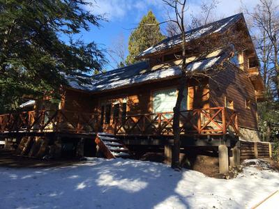 Alquiler Temporario Cabaña En San Martín De Los Andes