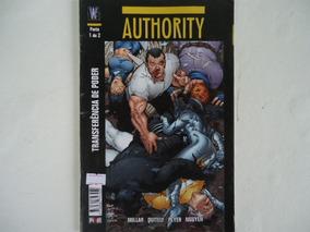Revista Authority Transferencia De Poder Pixel Editora