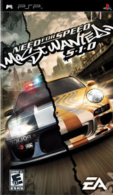 Jogo Need For Speed Most Wanted Psp Mídia Física Original