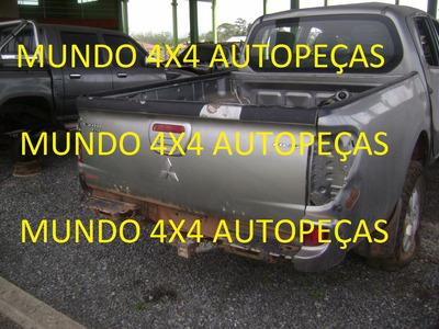 Sucata L200 Triton D 3.2 2012 Com Motor E Cambio E Peças