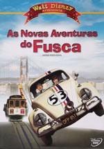 As Novas Aventuras Do Fusca Dvd Original