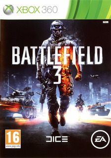 Battlefield 3 Xbox 360 Nuevo Físico ¡ganga!