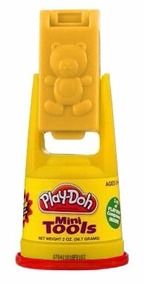 Massinha Play-doh Pote C Ferramenta P/ Modelar Ursinho