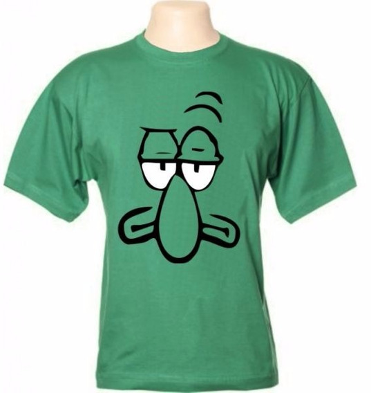 Camiseta Lula Molusco-tam 1g-cor Verde Bandeira-an1515
