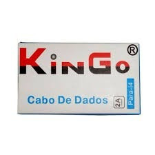 Cabo De Dados iPhone 4/4s Linha Kingo