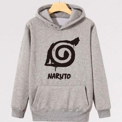 Naruto - Buzo Canguro Unisex Con Capucha - Anime - Manga