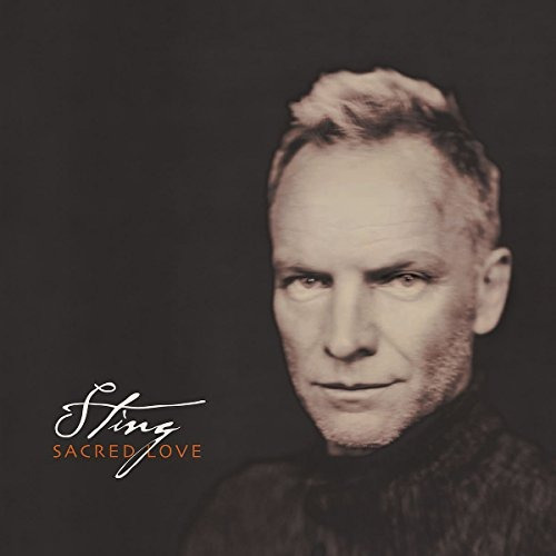 Vinilo : Sting - Sacred Love (2 Disc)
