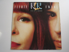 Lp Rita Lee E Roberto Flerte Total Nm Encarte