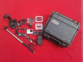 Gopro Hero3, Acessórios, Baterias, Caixa Proteção Importados