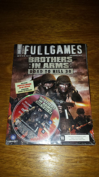 Brothers In Arms - Road To Hill 30 Original Computador Pc