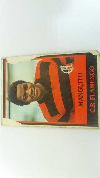 Futebol Cards Manguito Ping Pong Flamengo