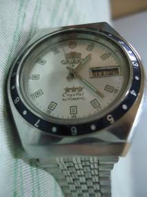Relógio Orient Lindo Vejam As Fotos Automátic