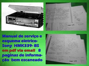 Esquema Sony Hmk339 Hmk339bs Hmk 339 Hmk339 Bs Em Pdf Email