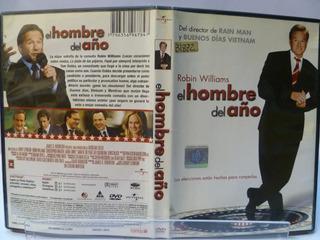 El Hombre Del Año Robin Williams Dvd Original 1az