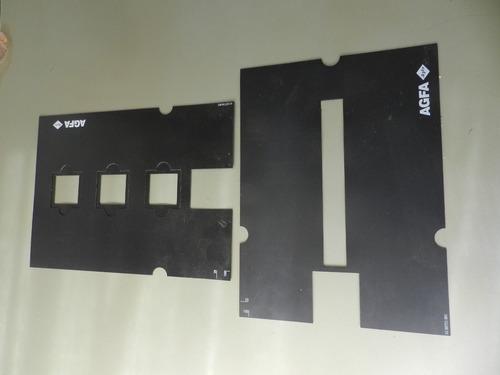 Máscara De Escaner Modelo Agfa E50 -para Negativos Y Diaposi