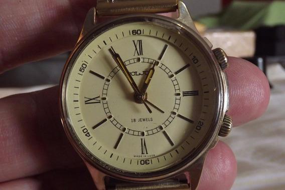 Relógio - Poljot Wecker - Made In Ussr - Usado - R$ 500,00
