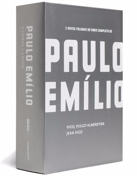Caixa Paulo Emílio. (cosac & Naify)