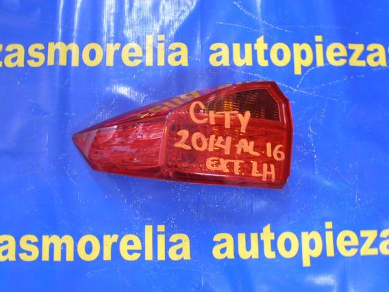 Calavera Honda City Original Usada 2014 Al 2016 Exterior Izq