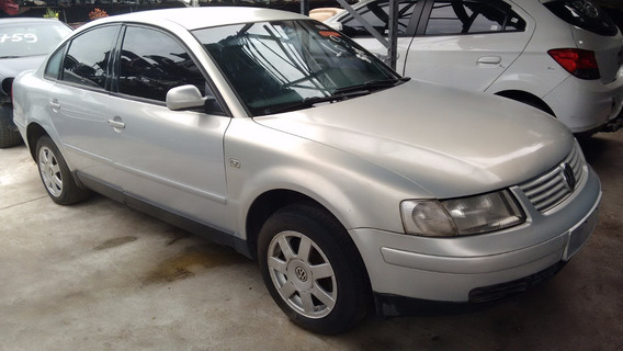Sucata Passat Turbo Tiptronic 99
