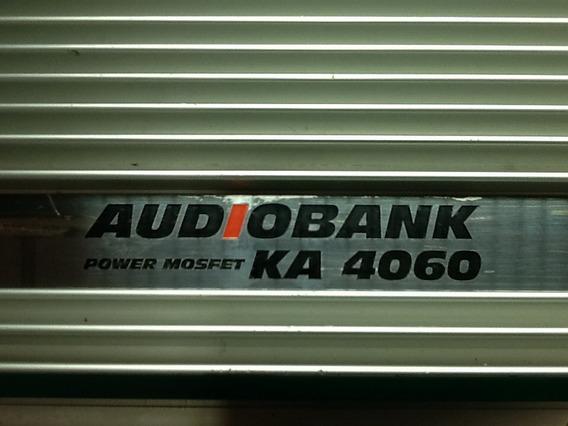 Modulo Audiobank Ka4060 Ñ Fosgate Alpine Kicker Pioneer Sony