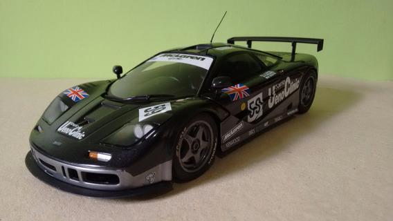 Mclaren F1 Gtr #59 Ueno Clinic Winner Le Mans 95 - Ut - 1/18