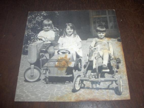Foto Antiga Brinquedos Anos 50