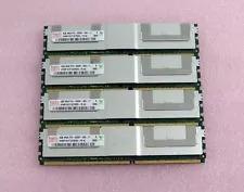 Memoria 4gb P/ Servidor Hp/ibm/dell Fb Dimm 667mhz