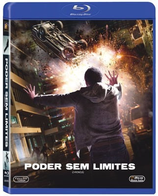 Blu-ray Original Do Filme Poder Sem Limites