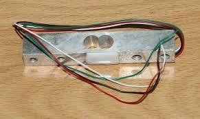 Célula De Carga Gl 20kg - Arduino Sensor De Peso Balança Pic