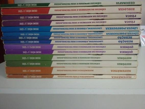 Kit Livros Rce - 3º Série Do Ensino Médio