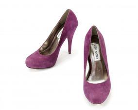Zapatos Morados Steve Madden