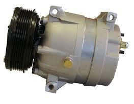 Compressor Renault Master 2002 Até 2011 Polia 7pk Novo