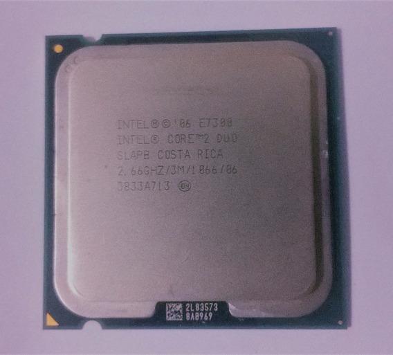 Processador Intel Core 2 Duo 2.66 Ghz E7300 Lga 775