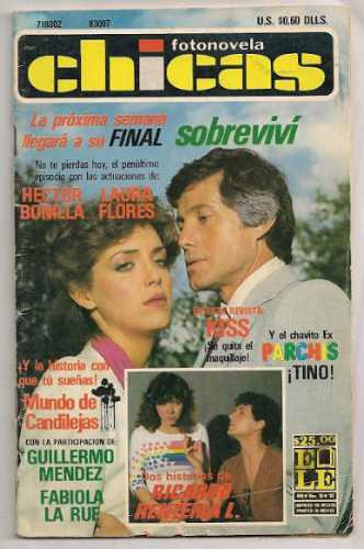 Parchís Menudo En Revistas Fotonovelas Chicas De 1983