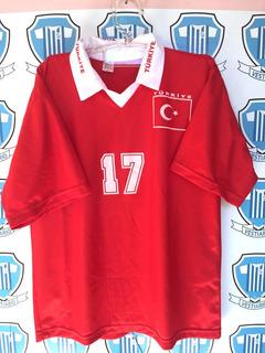 Turquia Seleção Em Homenagem Ao Ídolo Ilhan Mansiz, G, Nº 17
