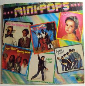 879 Mvd- 1982 Lp- Mini Pop S- Cantores Mirins- Intern Vinil