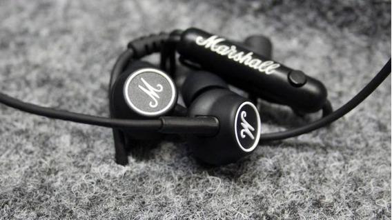 Fone Ouvido Monitor De Palco E Estudio In Ear Marshal Mode