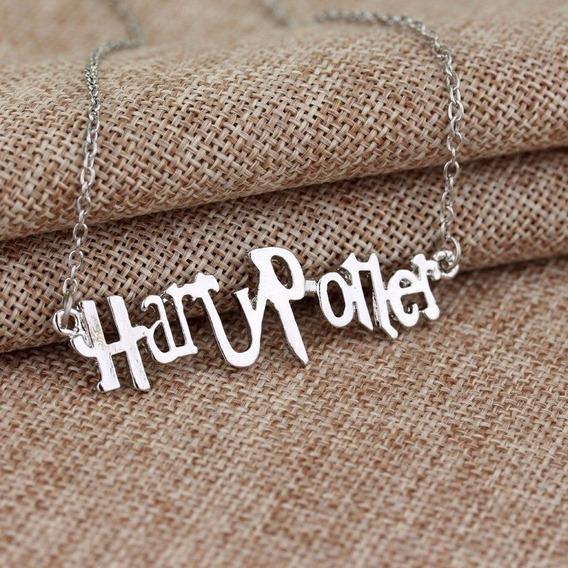 Colar Harry Potter Logo Do Filme