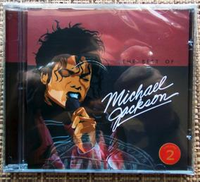 Cd Michael Jackson - The Best Of Volume 2 Importado Raro