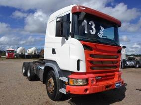 Scania G440 6x4 2012/2013 484.018km Jsl S/a