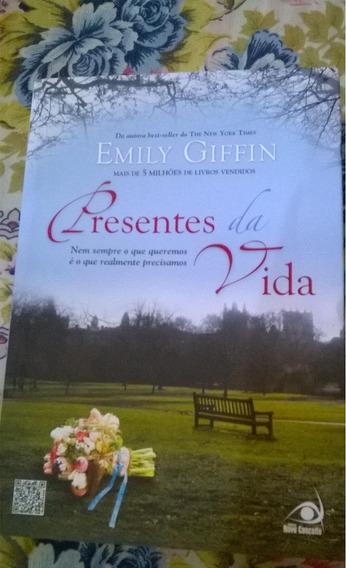 Livro Presentes Da Vida Emily Giffin
