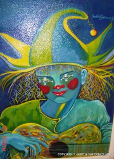 Pintura Oleo En Tela 90x70 Allegro