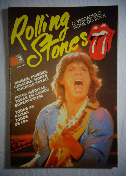 Rolling Stones Rock Música Pôster