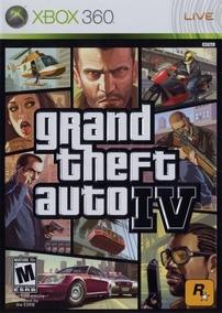 Gta 4 Xbox 360 Complete Edition
