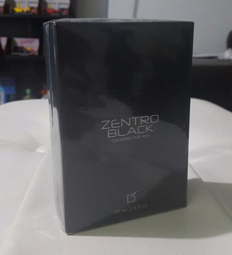 Perfume Para Hombre Zentro Black De Yanbal! Envío Gratis!