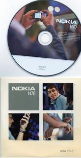 Cd Instalação Nokia N70-5 Envio +barato P/carta Regist