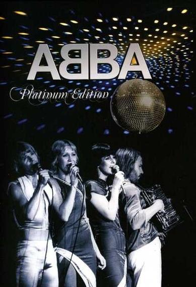 Dvd Abba Platium Edition